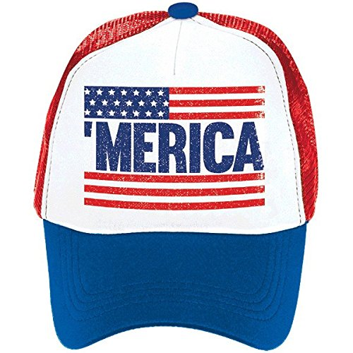 Patriotic Party Spirit Hat -
