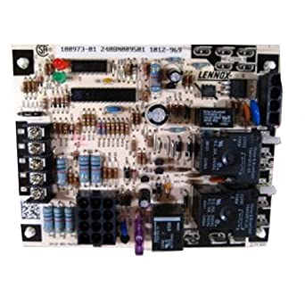 lennox furnace control board. 1012-969 - lennox oem replacement furnace control board