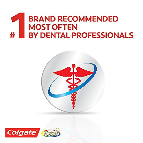 Colgate Total Advanced Fresh + Whitening Gel Toothpaste - 5.8 ounce (24 Pack) by Colgate (Image #4)