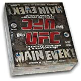 Topps 2010 UFC Uncaged Retail Trading Cards (24 Packs)