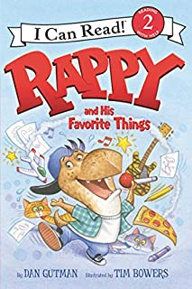 Book Cover: Rappy and His Favorite Things