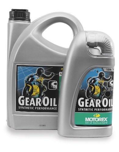 Motorex Trans Gear 2T Oil - 10W30 - 1L. ()