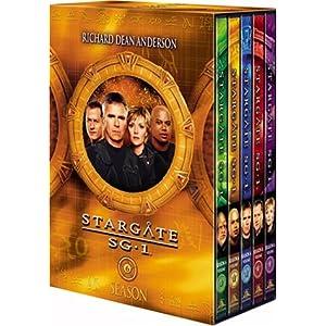 Stargate SG-1 Season 6 Boxed Set (1997)