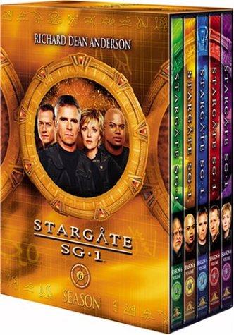 Stargate SG-1 Season 6 Boxed Set (Mgm 6 Horror Movie Dvd)