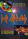 Def Leppard: Historia/In The Round In Your Face [DVD]
