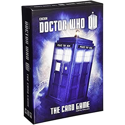 Doctor Who: The Card Game 2nd Edition: Toys & Games