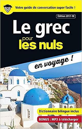 Le grec pour les nuls en voyage!: Amazon.es: Hélène ...