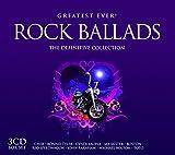 Greatest Ever Rock Ballads/Various