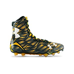 Under Armour Men's UA Highlight MC Football Cleats 9.5 Forest Green