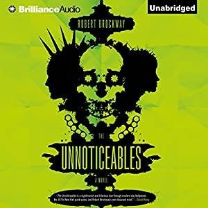 The Unnoticeables Hörbuch