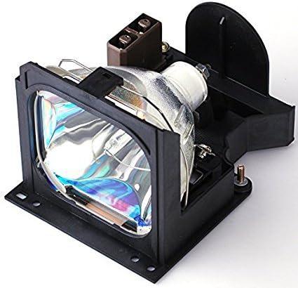 eu-ele Proyector bombilla de lámpara de repuesto compatible con la ...