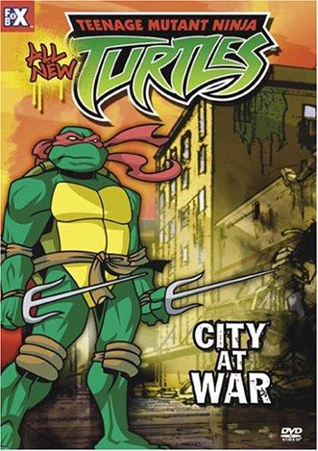 Amazon.com: Teenage Mutant Ninja Turtles - City At War ...