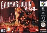 Carmageddon 64 - Nintendo 64 - PAL