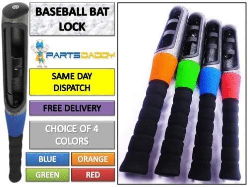 and RVs MACHSWON Baseball bat Anti-Theft car Steering Wheel Safety Lock Key Suitable for Many Kinds of Trucks Cars Heavy-Duty Baseball Steering Wheel Lock car Van Type Truck
