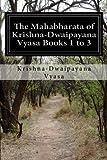 Image of The Mahabharata of Krishna-Dwaipayana Vyasa Books 1 to 3