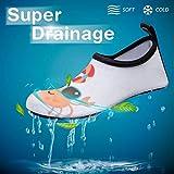 SIMARI Kids Water Shoes Girls Boys Toddler Quick