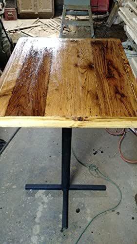 Amazon.com: Barn wood bar table: Handmade