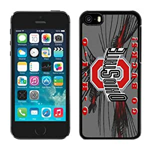 Customized Iphone 5c Case Ncaa Big Ten Conference Ohio State Buckeyes 7