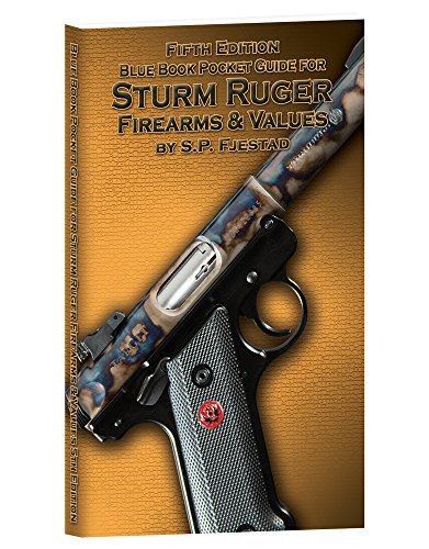 Sturm Ruger (Blue Book Pocket Guide for Sturm Ruger Firearms and Values)