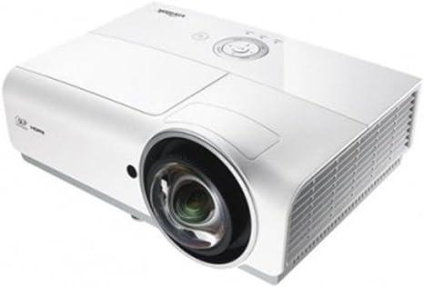 Opinión sobre VIVITEK dx881st proyector de sobremesa 3300 lúmenes ANSI DLP XGA (1024 x 768), Color Blanco – Proyector (3300 lúmenes ANSI, DLP, XGA (1024 x 768), 15000: 1, 4: 3, 1524 – 5080 mm (60 – 200 Pulgadas))