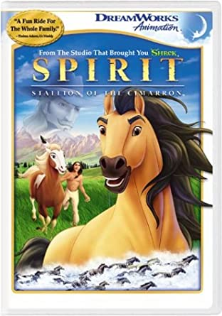 film spirit stallion of the cimarron