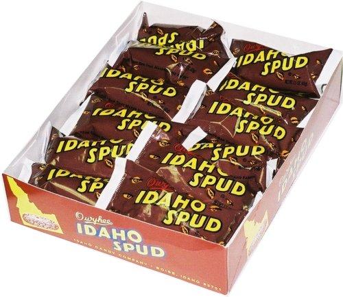 Idaho Spud Candy Bars