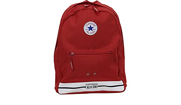 641be62f60e2 Amazon.com  Converse Little Big Boy s Chuck Taylor All-Star Red Backpack   Shoes