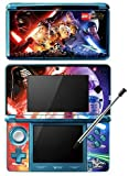 Lego Star Wars: The Force Awakens Game Skin for Nintendo 3DS Console 100% Satisfaction Guarantee!
