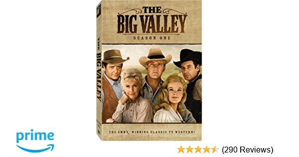 Amazoncom Big Valley Season 1 Richard Long Peter Breck