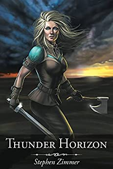 Thunder Horizon (Dark Sun Dawn Book 2) by [Zimmer, Stephen]