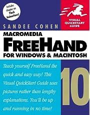 Macromedia FreeHand 10 for Windows and Macintosh: Visual QuickStart Guide