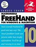 Macromedia Freehand 10 for Windows and Macintosh (Visual QuickStart Guides)