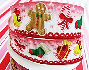 """10 yards High Quality Solid Grosgrain 2/"""" Ribbon//Christmas Fast Ship GR20-01 Red"""