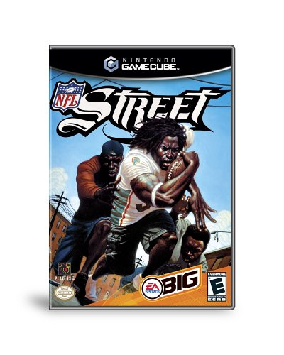 NFL Street - Gamecube ()