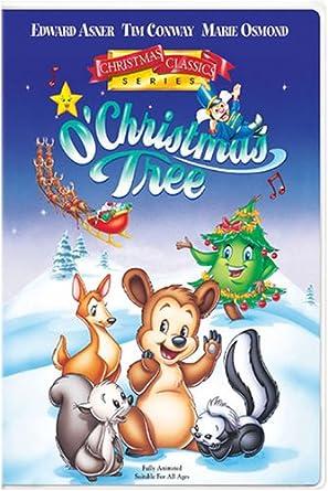 Weihnachtsfilm Oh Tannenbaum.Amazon Com O Christmas Tree Artisan Ed Asner Marie Osmond Tim