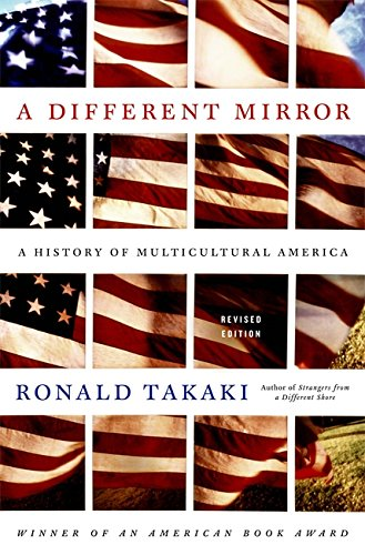 A Different Mirror: A History of Multicultural America cover