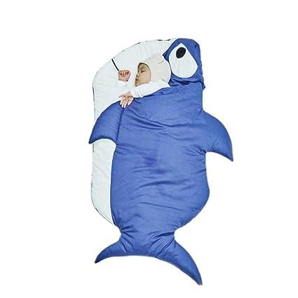 DRAULIC - Saco de dormir para bebé, de algodón, para invierno, con diseño