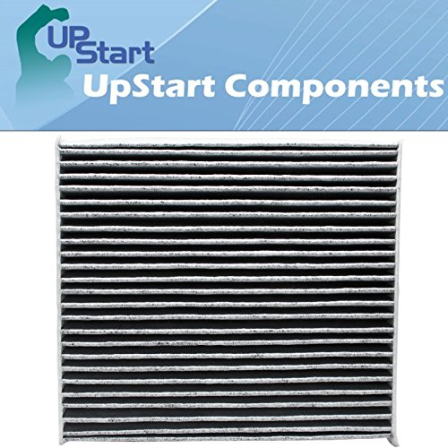 Replacement Cabin Air Filter for 2015 Lexus ES 300H L4 2.5L 2494cc 152 CID Car/Automotive - Activated Carbon, ACF-10285