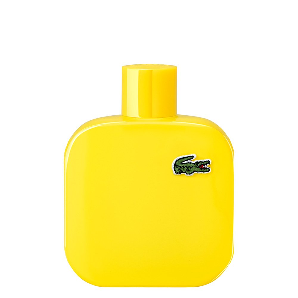 Lacoste Eau de Lacoste L.12.12 Jaune Eau de Toilette for Men, 3.3 fl. oz.