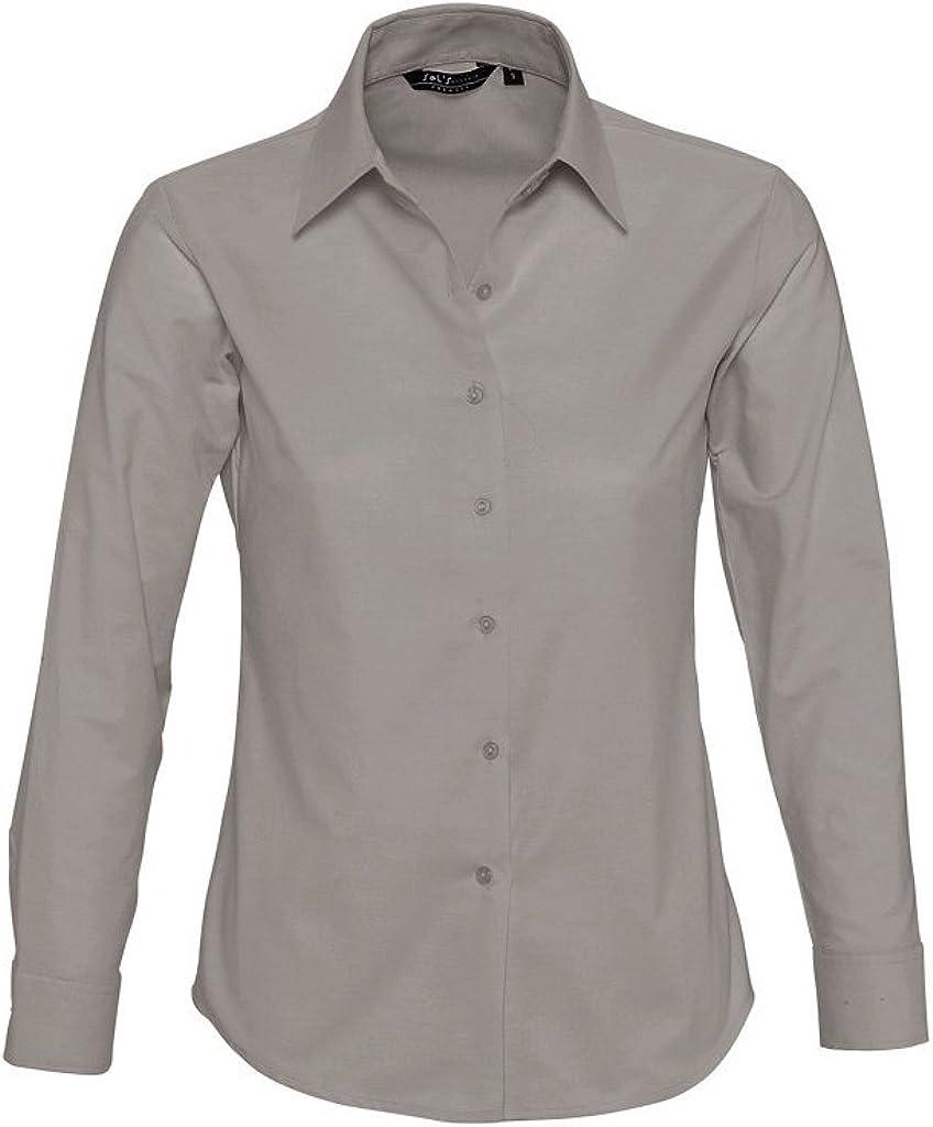 SOLS - Camisa de trabajo de manga larga modelo