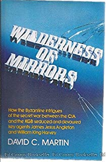 Image result for wilderness of mirrors meaning