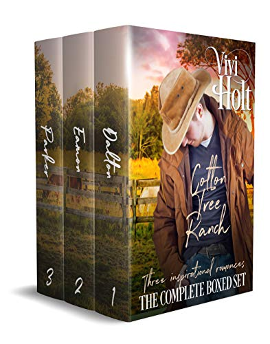 Pdf Spirituality Cotton Tree Ranch: The Complete Trilogy