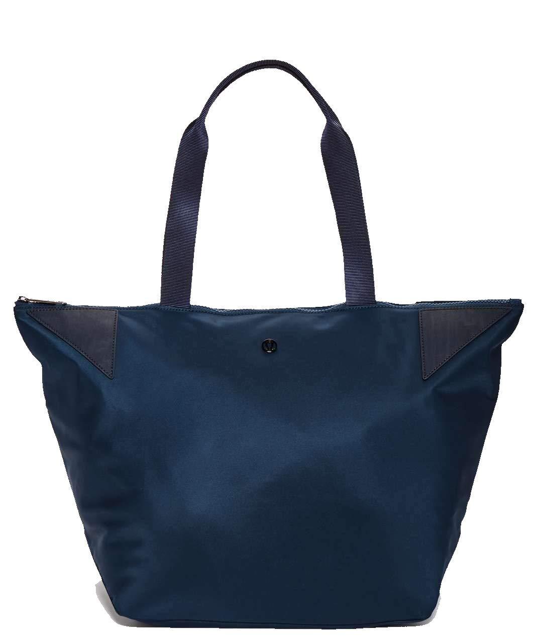 Lululemon ACUTE TOTE 23L Bag Mineral Blue Midnight Navy MINB MDNI (Mineral Blue Midnight Navy) by Lululemon