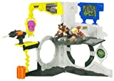 Marvel Super Hero Squad Mini Playset - Danger Room Wolverine and Sabertooth