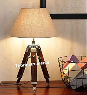 Perfect MARINE TRIPOD TABLE LAMP FOR LIVING ROOM
