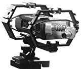 Alzo-Shock-Multi-Mount-for-Shotgun-Microphones-Audio-Recorders-Includes-Zoom-H4N-Tascam-for-Dslr-And-Camcorder-Video-Recording