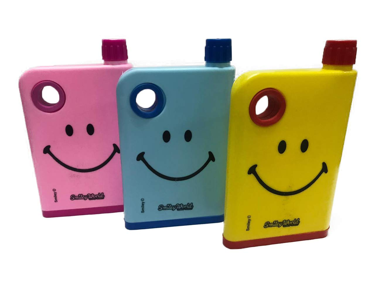 Kids Trends Smiley Printed A5 Notebook Water Bottle,Return Gifts for Kids Birthday Party (Pack of 3) (B07XMPFPGM) Amazon Price History, Amazon Price Tracker