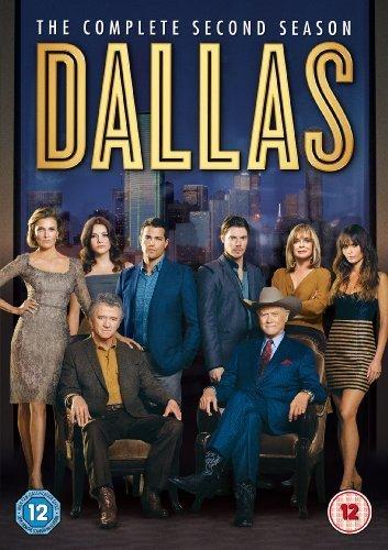Dallas Season 2 Uk Import Amazonde Dvd Blu Ray