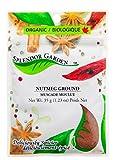 Splendor Garden organic nutmeg ground, 35 grams