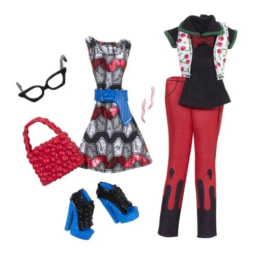 Monster High Ghoulia Yelps Deluxe Fashion Pack -